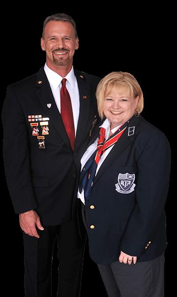 Master & Mrs. Nick & Ann Keene Keene's ATA Martial Arts