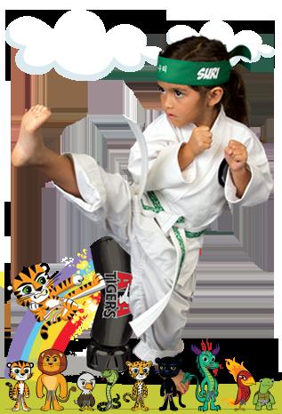 ATA Martial Arts Keene's ATA Martial Arts - ATA Tigers